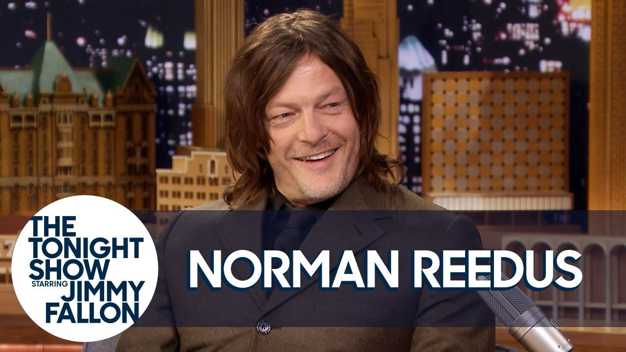 Norman Reedus Teases a New Look Coming to The Walking Dead thumbnail