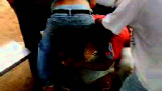 preview picture of video 'La pelea de yadel'