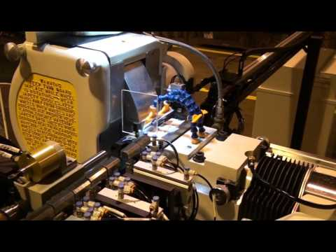 Royal Master Generation X Guidewire grinding machine