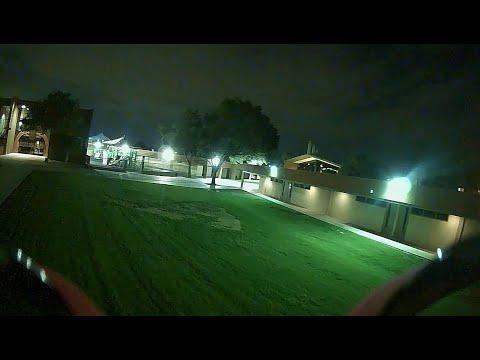 Geprc Cinelog 30HD Caddx Polar Vista - FPV 2am Buzzed Church Property & Outskirts
