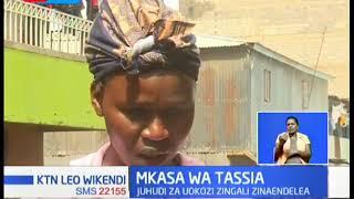 Watu 35 waokolewa kutoka kwa jumba lililoporomoka Tassia