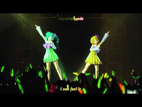 05. Colorful × Melody - Hatsune Miku Expo in New York 2014 (Eng Sub + Kara)
