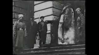 The October Revolution in Petrograd (1917)