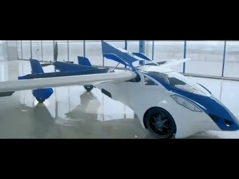 Flying Car Flight Test  AeroMobil 3.0 Possible Military Application