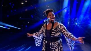 Ruth Brown performs 'The Voice Within' - The Voice UK - Live Semi Final - BBC One