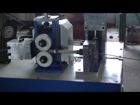 Hydraulic Wire Cutting Machine