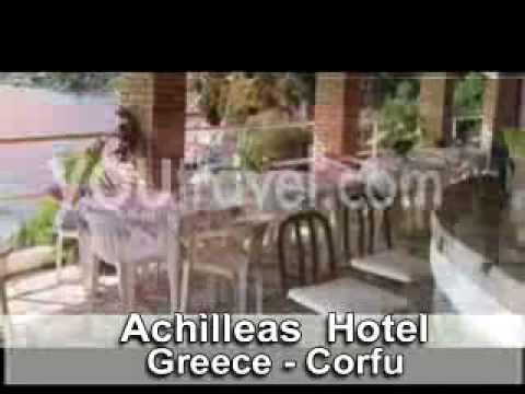 Achilles Hotel Corfu