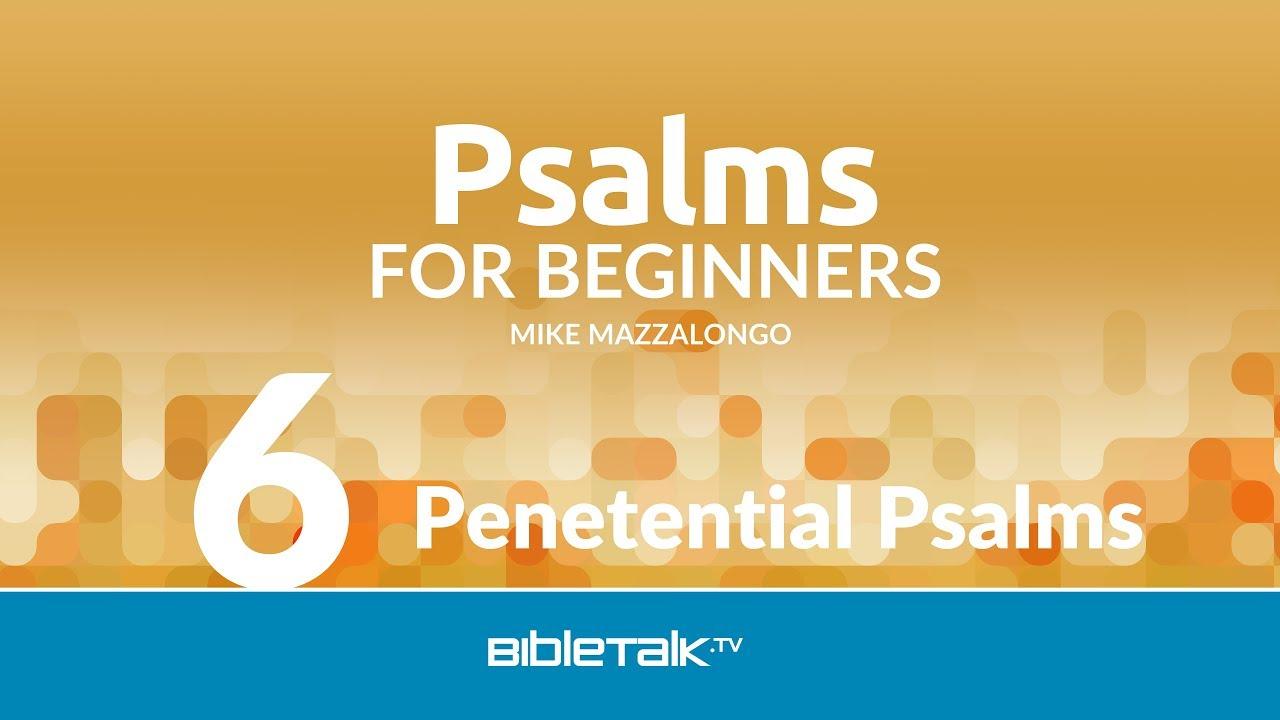 Penitential Psalms