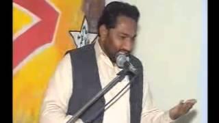 preview picture of video 'Zakir Gulam Freed Jaffer 28 Moharam Chaklala Rawalpindi 01.mp4'