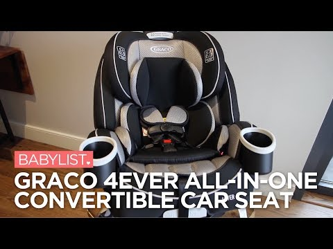 Graco 4Ever All-in-One Convertible Car Seat Review