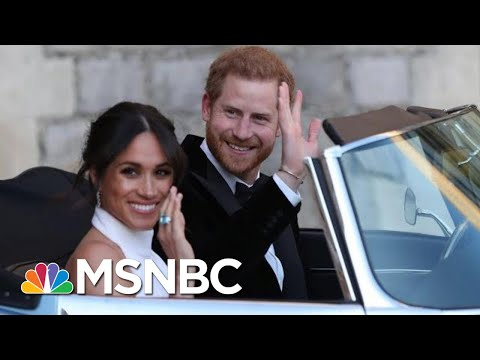 Queen Agrees To Allow Meghan And Harry To 'Spend Time' In Canada, UK   Andrea Mitchell   MSNBC