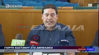ΓΙΟΡΤΗ ΚΑΣΤΑΝΟΥ ΣΤΑ ΑΜΠΕΛΑΚΙΑ 15 10 2019