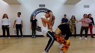 Baila Baila Baila   Ozuna | Dance Choreography @BizzyBoom