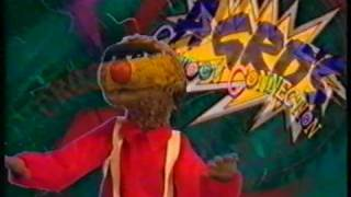 Agro's Cartoon Connection - 1995 - Opening