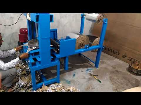 2-Roll Dona Making Machine