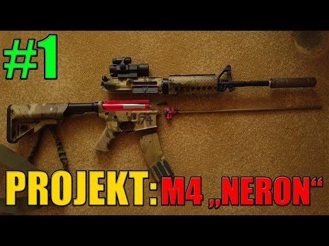 Airsoft Projekt M4