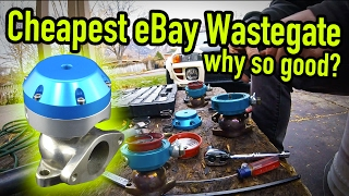 How To Rebuild An External Waste Gate | Ep.68