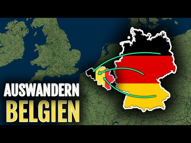 Almanca'de Belgien Video Telaffuz