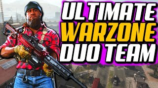 The Ultimate Warzone Duo With Rarezy!