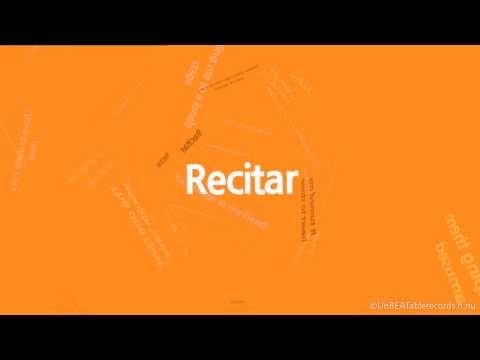 """Recitar"" by Messinger"