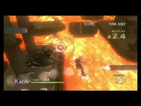 Видео № 0 из игры Sin & Punishment: Successor of the Skies [Wii]