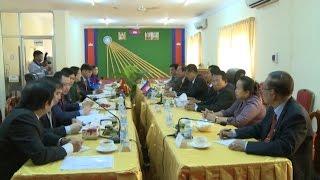 Việt Nam và Campuchia tăng cường hợp tác về công tác Mặt trận