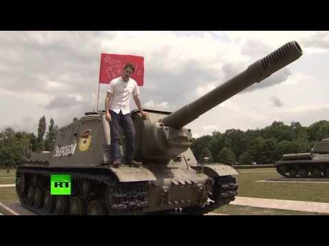 70 лет сражению под Прохоровкой на Курской дуге