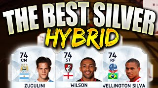 BEST SILVER TEAM! ONLY 100K COINS!! - FIFA 16 ULTIMATE TEAM