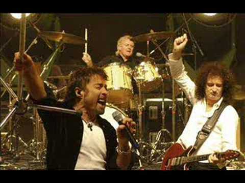 Queen + Paul Rodgers  ^^  Small Reprise