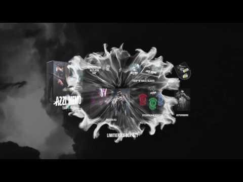 Azzi Memo - Trap N Haus Album-Teaser