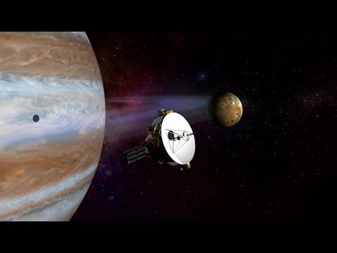 """""""New Horizons"""" на Брайън Мей с премиера от НАСА"""