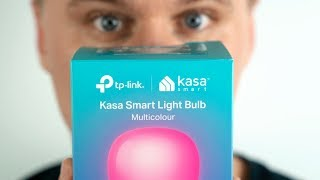 RGB Everything and Everyone!🌈 - TP-Link KL130 Smart MultiColour Light Bulb Unboxing and Install!