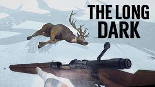 The Long Dark - УРОКИ ВЫЖИВАНИЯ: УБИТЬ ОЛЕНЯ! #13