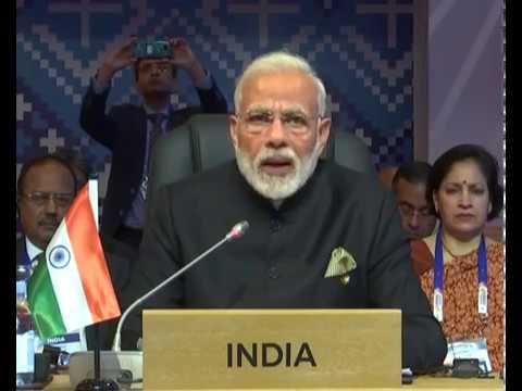 Prime Minister Narendra Modi's address at India-ASEAN Summit