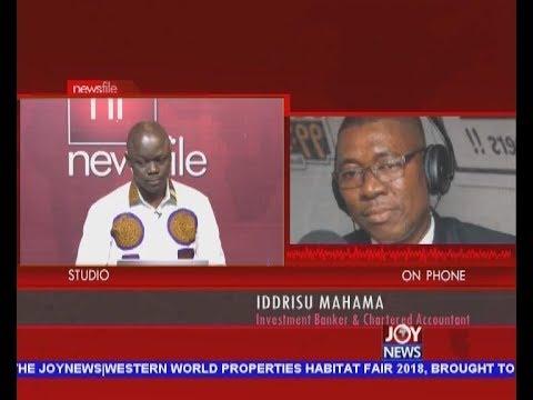 Banking Sector Blues - Newsfile on JoyNews (21-7-18)