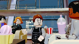 """Lego Marvels Avengers Party at Avengers Tower """"Avengers Age of Ultron"""""""