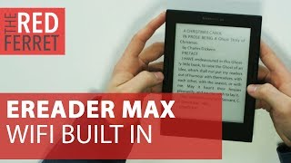 eReader Max - A Small and Portable eReader + Wi-Fi [REVIEW]