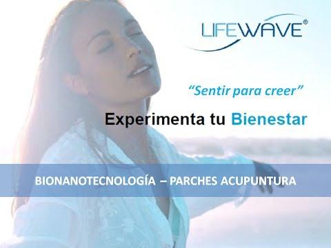 BIONANOTECNOLOGÍA - Parches Cuánticos - Acupuntura - Fototerapia