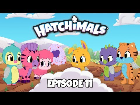 Hatchimals YouTube Series | Episode 11 – Down the Hatch