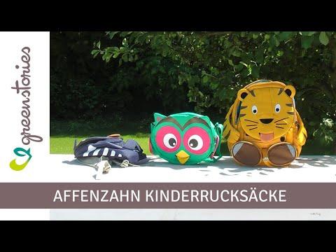 Kinderrucksack von Affenzahn | Kindergartentasche | greenstories