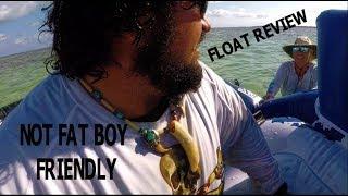 Not Fat Boy Friendly- Intex Relaxation Station Island Giant Float