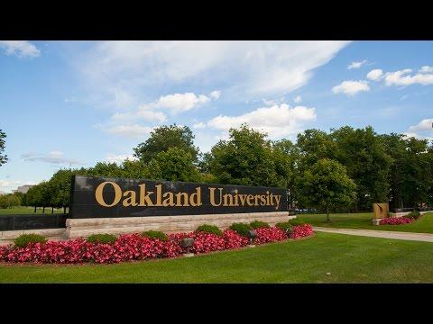 Oakland University - video