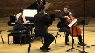 Sergey Khachatryan, Narek Hakhnazaryan and Lusine Khachatryan play Komitas - Al aylughs