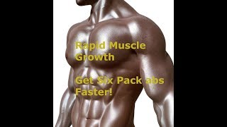 Powerful Rapid Muscle Growth Subliminal - Six Pack Abs Frequency