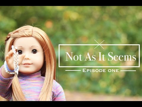 Not As It Seems ⇨[Episode 1]⇦
