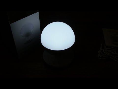 Amir Children's LED Bedside Lamp