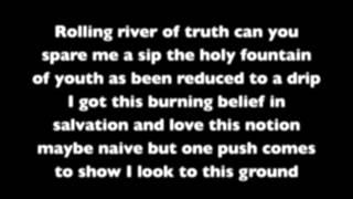 Brandon Flowers - Playing with Fire (Lyrics)