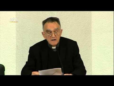 Assemblée des évêques - Séance de clôture (automne 2013)