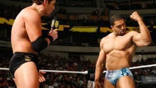 "WWE NXT: David ""A-List"" Otunga and Wade Barrett plead their"