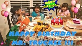 Happy Birthday Mr. Truckee!!!